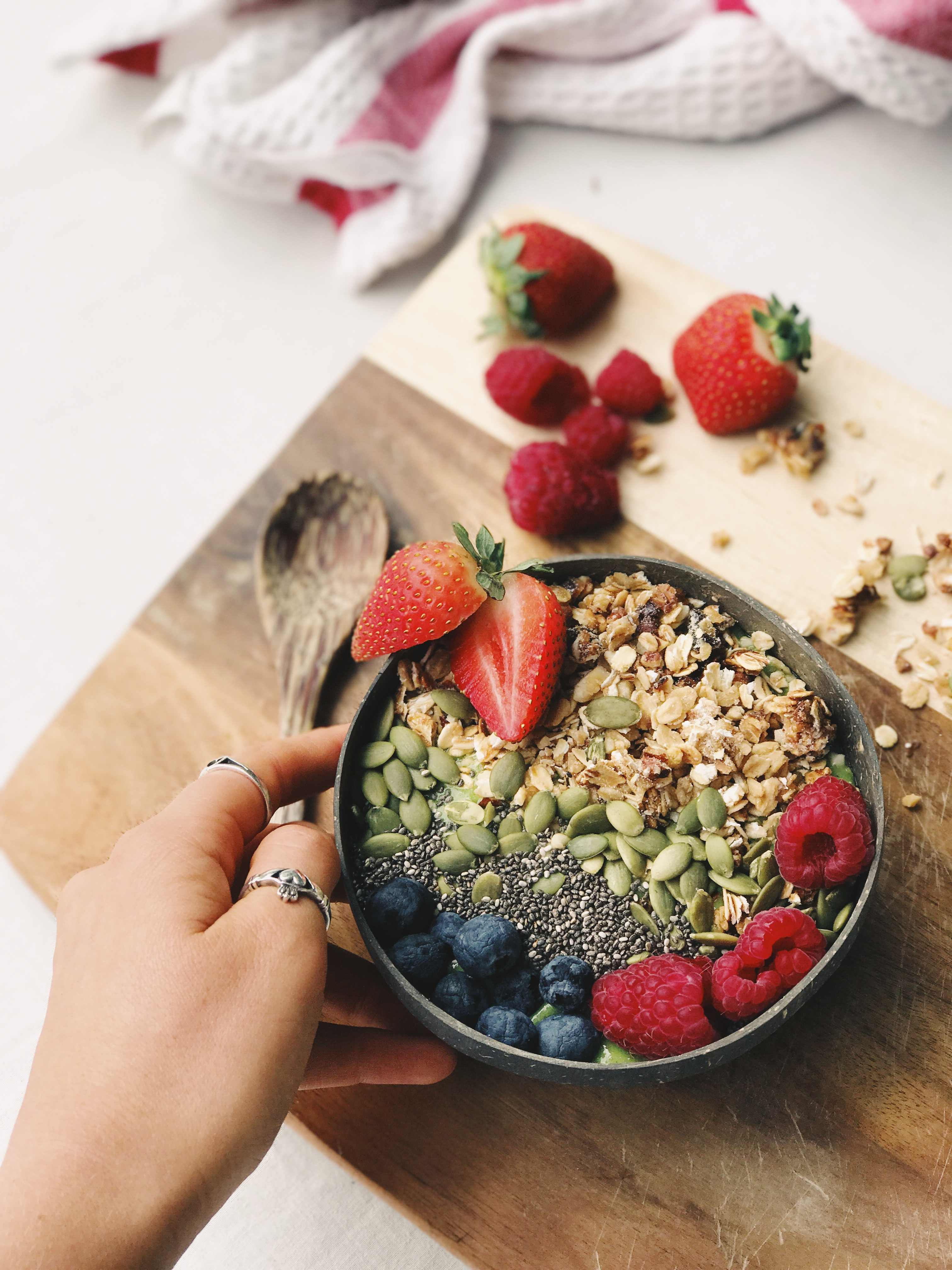 The Breakie Smoothie Bowl